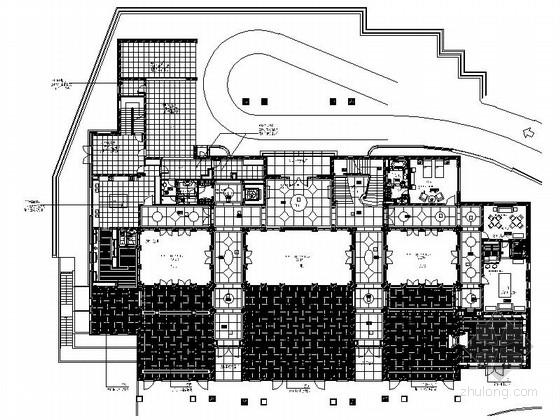 [无锡]特色混搭双层别墅室内装修图(含效果)