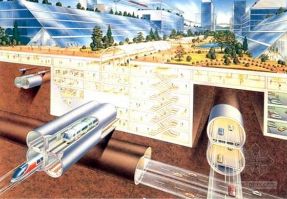 地下工程课程讲义1183页PPT(著名大学)