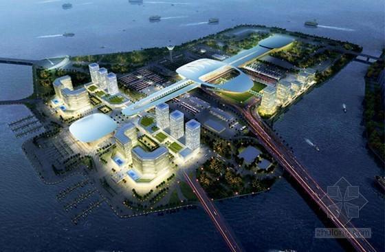[港珠澳]大型施工企业高端项目施工管理工作汇报(2015年)