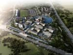[重庆]中学新校区建筑方案文本(含教学楼、食堂、及图书体育管)
