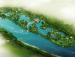 [辽宁]河滨北滩湿地公园规划设计方案文本