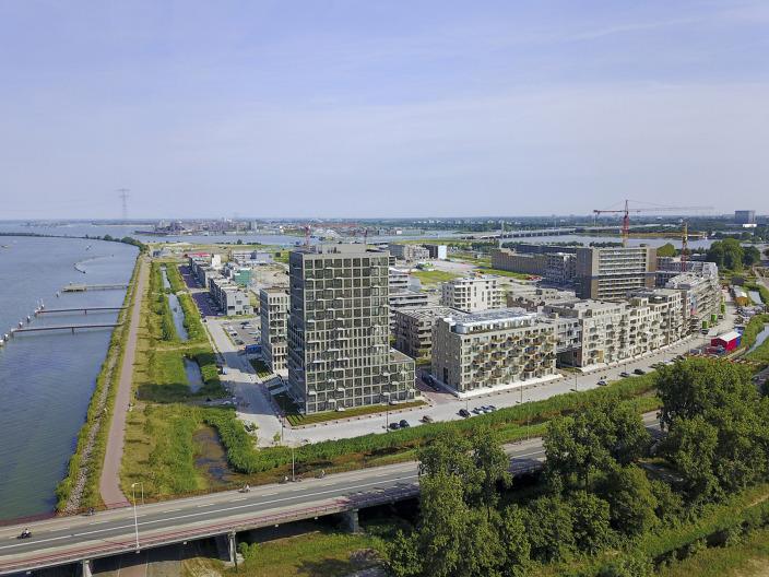荷兰ZeeburgerIsland住宅综合体-2