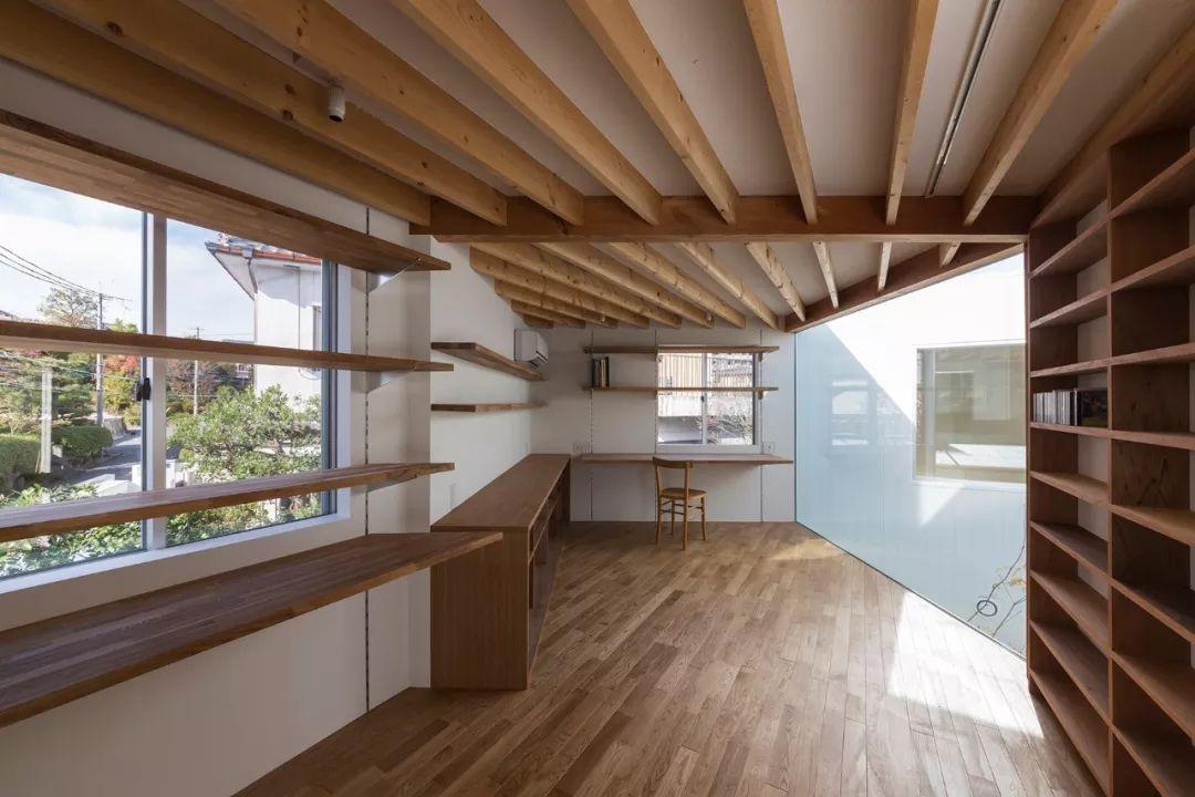 这些日本房子看着很简陋,但空间布局令人咋舌!_56