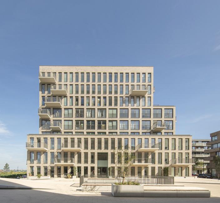 荷兰ZeeburgerIsland住宅综合体-6