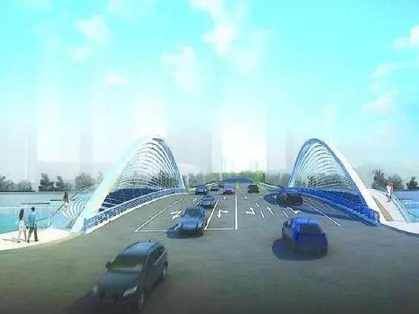 """规划桥梁总数48座 苏州河将堪称""""桥梁博物馆"""""""