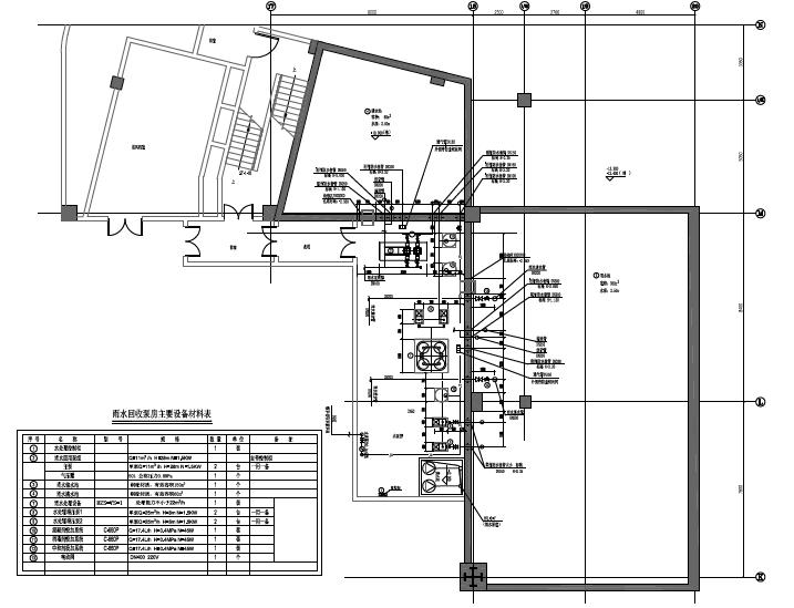 深圳超高层建筑给排水施工图