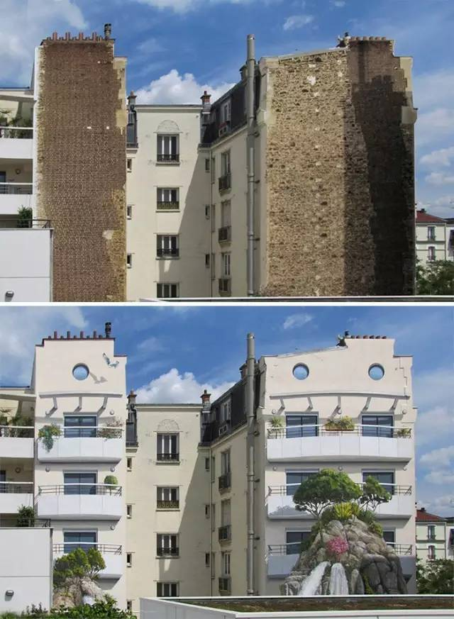 哪个挨千刀的把我家画成这样?害得我都迷路了!_23