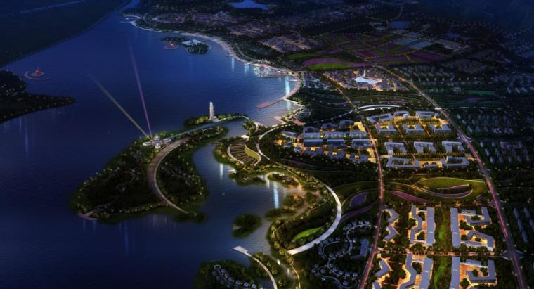 [安徽]蚌埠市大禹文化旅游生态示范区概念规划及重点地段城市设计_3