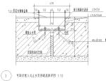变形缝CAD节点详图