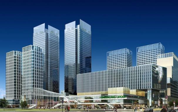 珠海大型文化综合体建筑机电安装施工组织设计