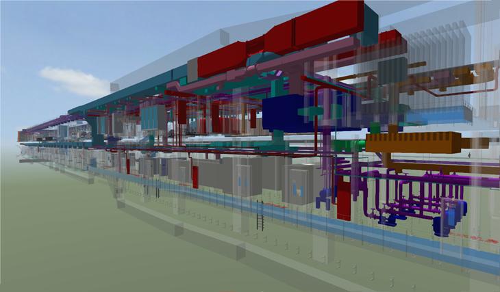 [福建]BIM技术在轨道交通项目中的应用(含动态视频介绍)
