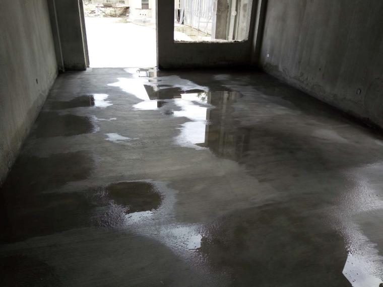 工程项目楼地面施工技术交底(图文并茂)