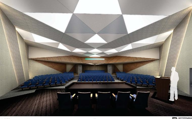 HLW-上海世邦机器科技集团办公室内装设计方案239P+效果图+施工图