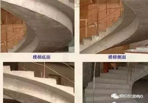 旋转楼梯木工支模方法_15