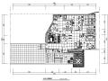 [福建]闽南贸易有限公司办公空间设计施工图(附效果图)
