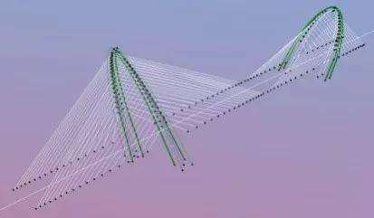 [BIM技术应用]长安大桥系列设计_2
