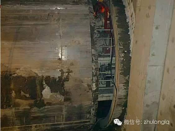 图解南京长江隧道盾构施工全过程_17