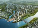 [广东]东部(新塘)国际商务城概念规划(100页)
