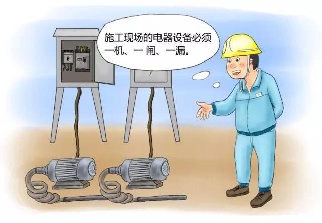 《工程项目施工人员安全指导手册》转给每一位工程人!_50