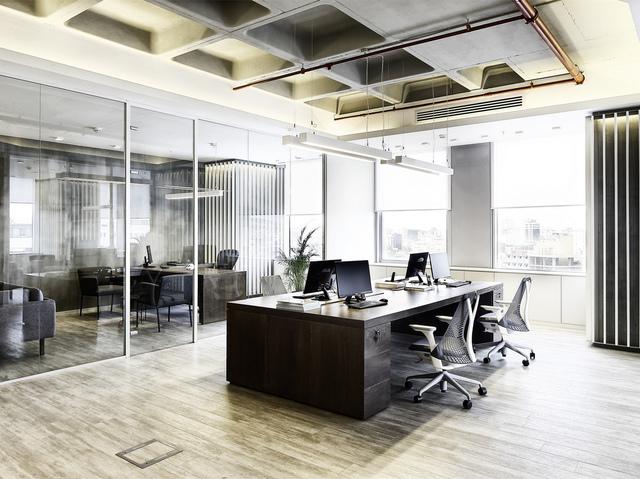 办公室设计中的概念设计方案是什么?