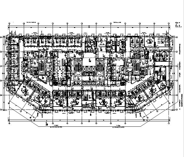 [海南]高层医院位置建筑及水暖电技术全国际(1图纸要求专业结构规定图片