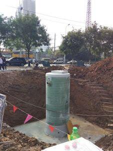 最详细老旧小区改造室外污水雨水一体化提升泵站应用案例