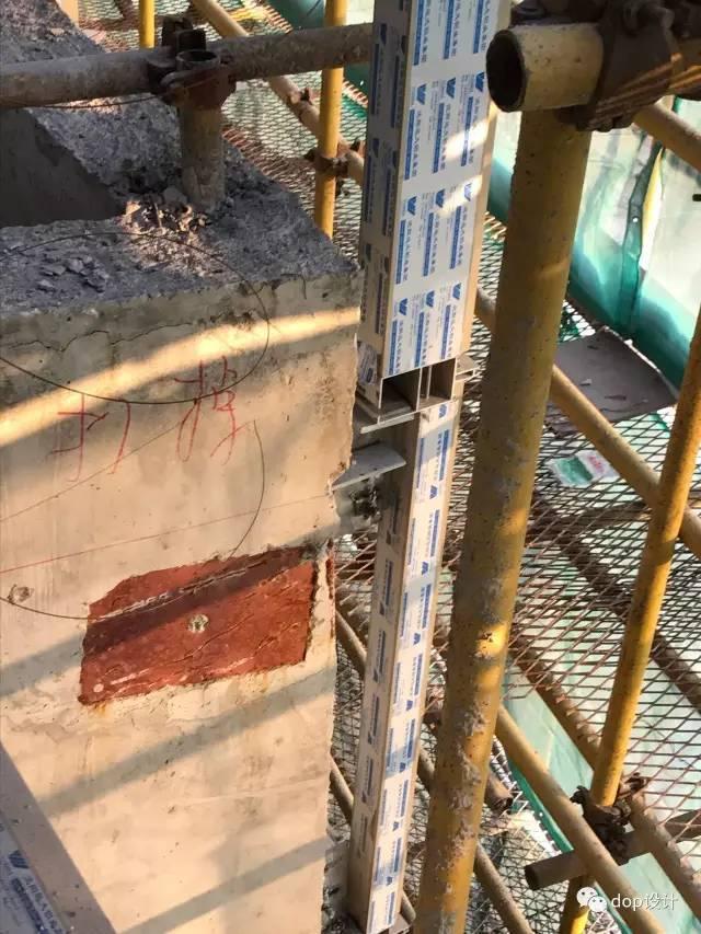 玻璃幕墙与装饰收口问题及施工流程_2