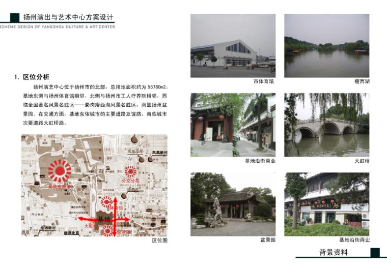 [江苏]扬州某演艺中心方案设计文本
