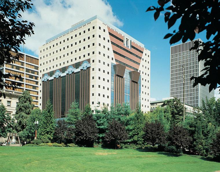 波特兰市政厅建筑