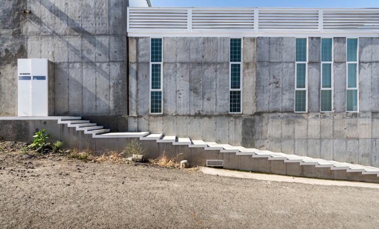 墨西哥服务钢铁Xray工厂建筑-3