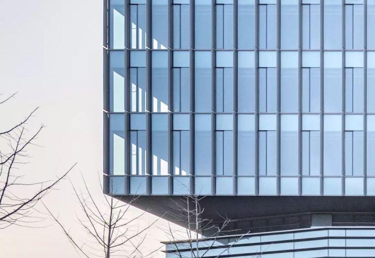 建筑师以集装箱为灵感,在魔都设计出一栋谦逊的办公楼_19