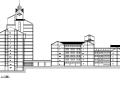 绍兴人民医院规划及建筑方案设计施工图(56张)