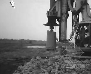 旋挖钻孔桩设计及施工技术要点