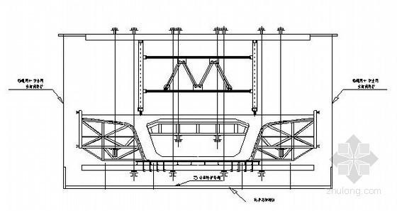 [贵州]跨高速公路工程连续梁施工安全防护方案