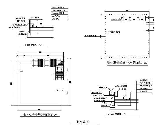 树穴做法详图(2)-4