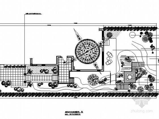 某庭院景观设计施工方案
