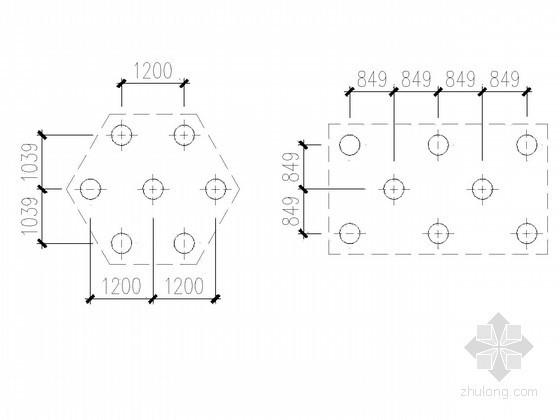 [设计院内部]桩基础布置标准及要求