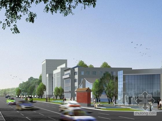 [北京]阜内大街南侧某胡同街区改造规划方案设计