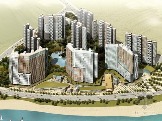 [重庆]某住宅小区规划及建筑设计方案文本