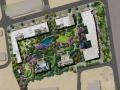 [杭州]亲水绿色生态居住区花园景观规划方案