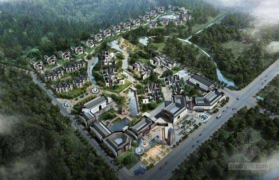 [江西]综合型度假旅游景区规划设计方案文本