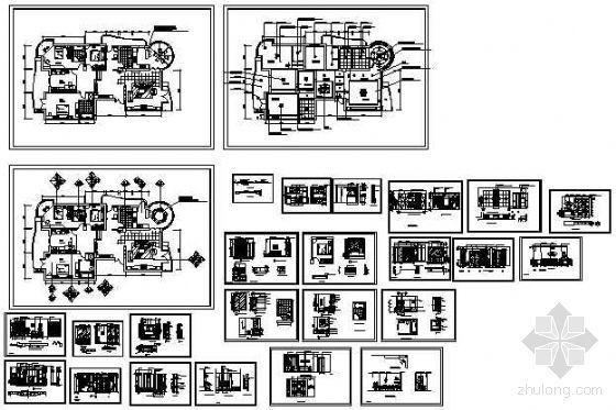 精品家装施工图-4