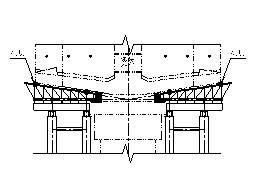 [安徽]特大桥工程连续梁施工方案(挂篮 支架 监控 CAD图)