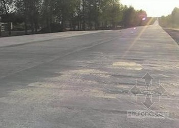 [重庆]二级公路路面工程专项施工组织设计(投标)