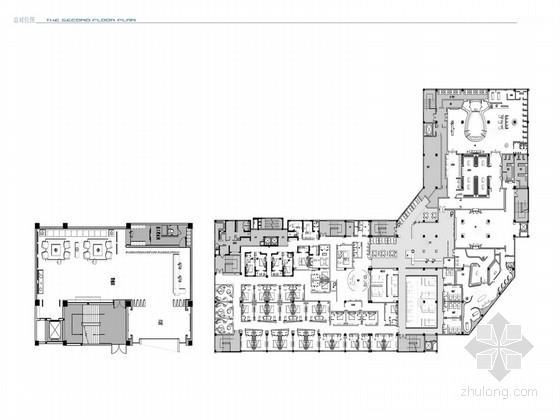 [江苏]荣获金奖的温泉会所室内设计方案
