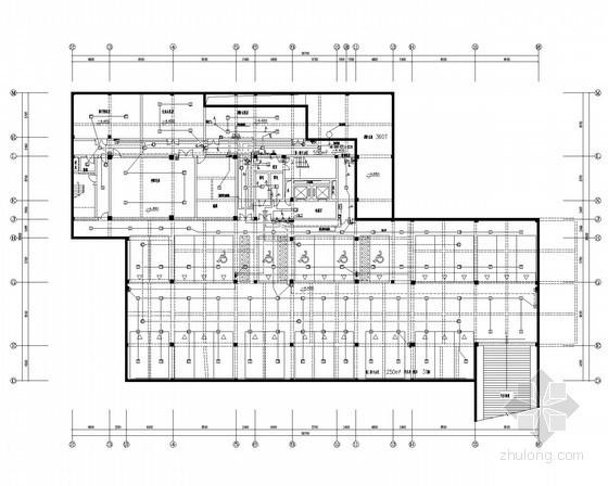 [浙江]多层办公楼全套电气施工图纸