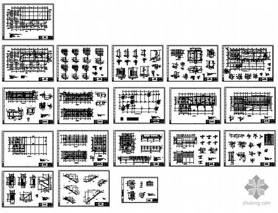 北京某变电所结构图