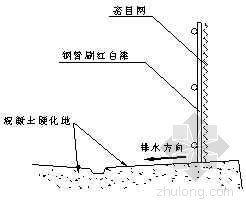 天津某商住楼安全生产保证措施[高层框架剪力墙结构、争创海河杯]