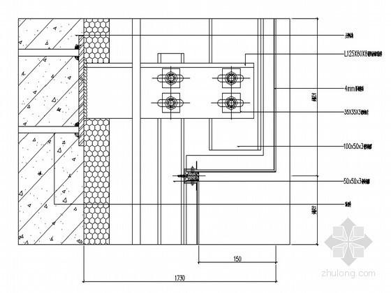 [图集]铝合金门窗节点图集