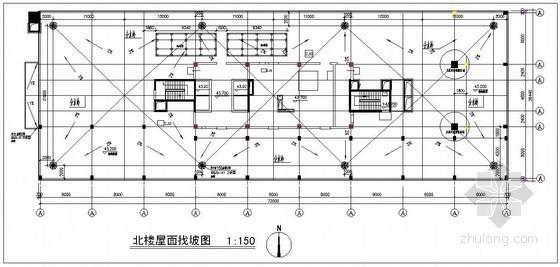 [北京]科研办公楼屋面工程施工方案(彩色防滑地砖面层)
